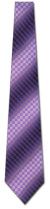 2015022018: Uomo Venetto Woven Purple Checkered Squares