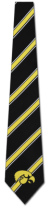 EW-6206: Iowa Hawkeyes Poly Stripe