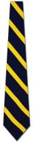 EW-8472: Navy and Yellow Stripes