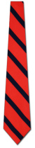 EW-8474: Red and Navy Stripes