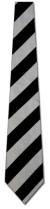 JA-16050101: Banded Black Silver