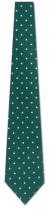 JA-20011704: Jacob Alexander - Green Polka Dots (XL)