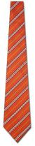 KA-9000005: Fancy Woven - Orange, White and Yellow Stripe