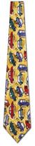 TG-19101811: Cartoon Cars on Yellow
